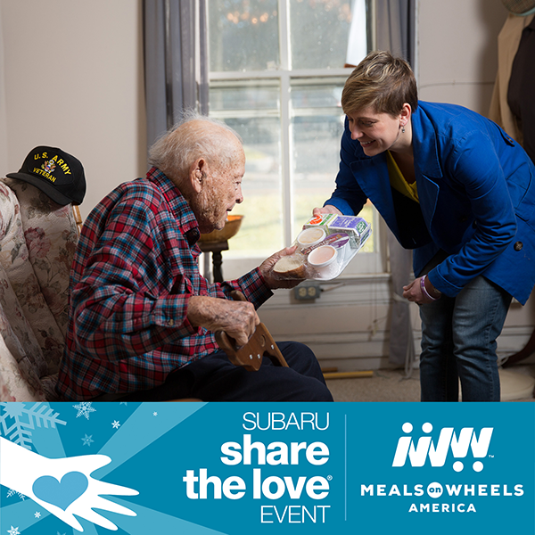 Choose to Share the Love with Vulnerable Seniors